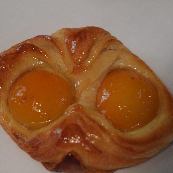 croissant abricot