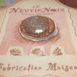 Gateau aux noix du perigord / NeuvicNoix