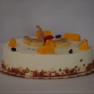 Gâteau glacé Trésor des îles