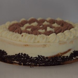 Vacherin chocolat gâteau glacés dordogne