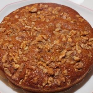 Gâteau aux noix, spécialité du Périgord - Maison Lominé
