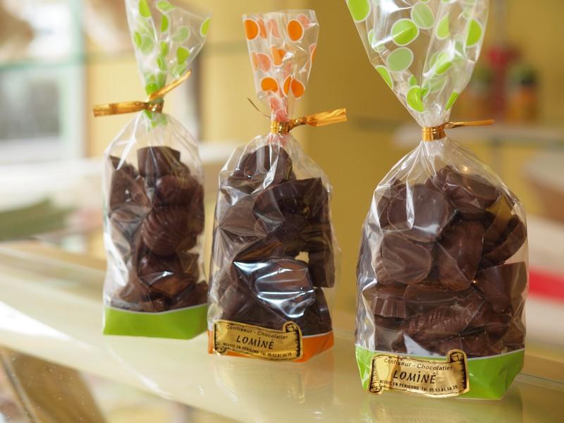 Chocolat maison Pâques Dordogne Périgord