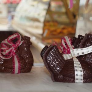 Poles pâques chocolat maison Dordogne
